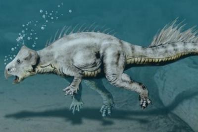Hallan un nuevo tipo de dinosaurio en Corea del Sur