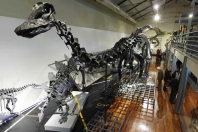 Vuelve la moda de los dinosaurios