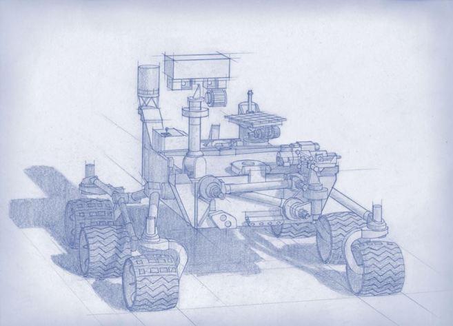 Tecnología española a bordo del nuevo rover 'Mars2020' de la NASA