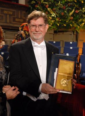 George F. Smoot, Premio Nobel de Física 2.006, en Murcia