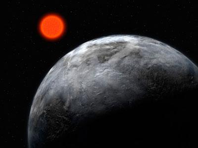Un planeta presenta características básicas para ser habitable
