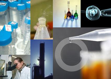 Trabajos de investigación de Química