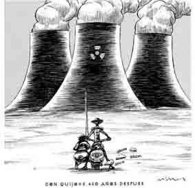 ¿Energía limpia?