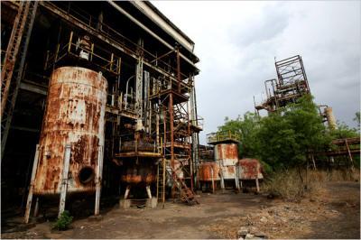 El desastre de Bhopal
