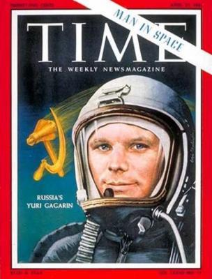 Se cumple el 50 aniversario del viaje del primer hombre al espacio.