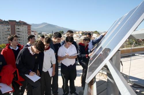 Campus científicos de verano 2011