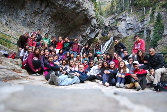 Rutas Científicas 2011 - Día 5