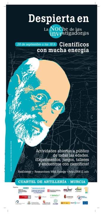 La noche de los investigadores en Murcia