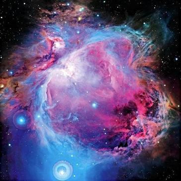 Un cúmulo camuflado entre la Tierra y la nebulosa de Orión